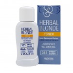 Herbal Blonde Toner 353 Sweet Silver