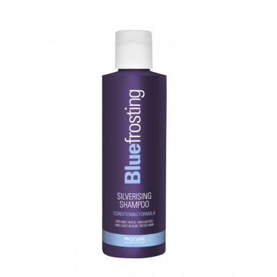 Blue Frosting Silverising Shampoo 250ml Twin Pack