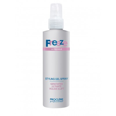 Freeze Hair Spray Gel 250ml