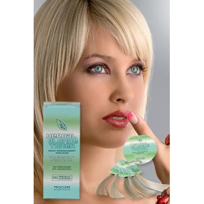Herbal Blonde Toners 5 Shade Offer Pack