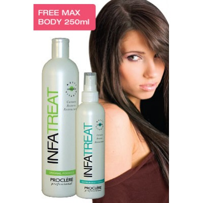 Infatreat Original with Max Body Free Offer Pack