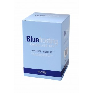 Blue Frosting Powder Lightener 500g