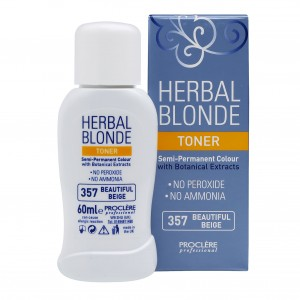 Herbal Blonde Toner 357 Beautiful Beige