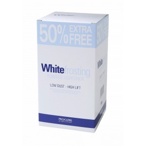 White Frosting Powder Lightener 600g